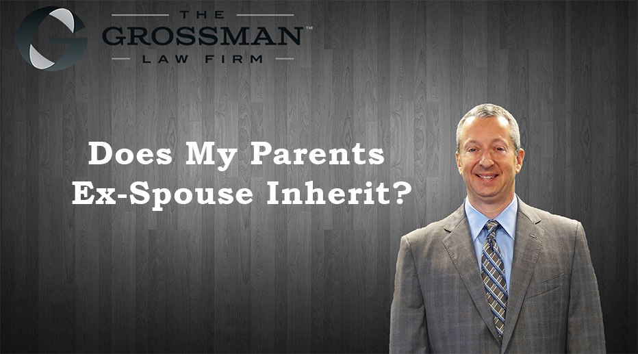 Parent's Will Leaves Money to Ex-Spouse