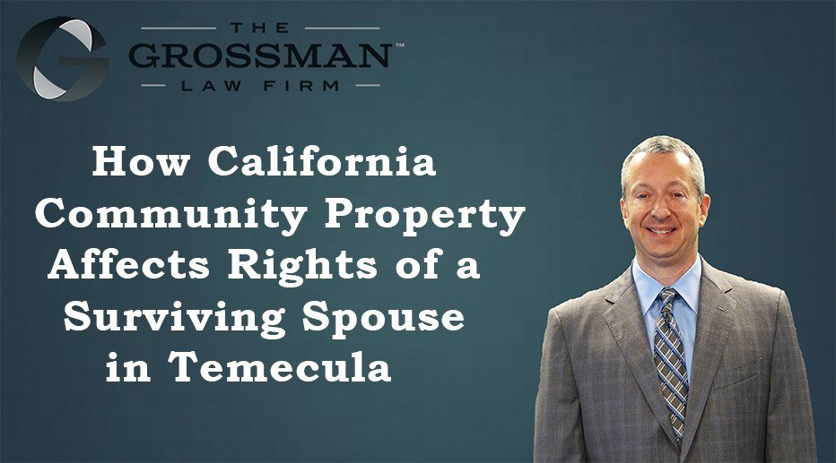 Community Property and Surviving Spouse Rights