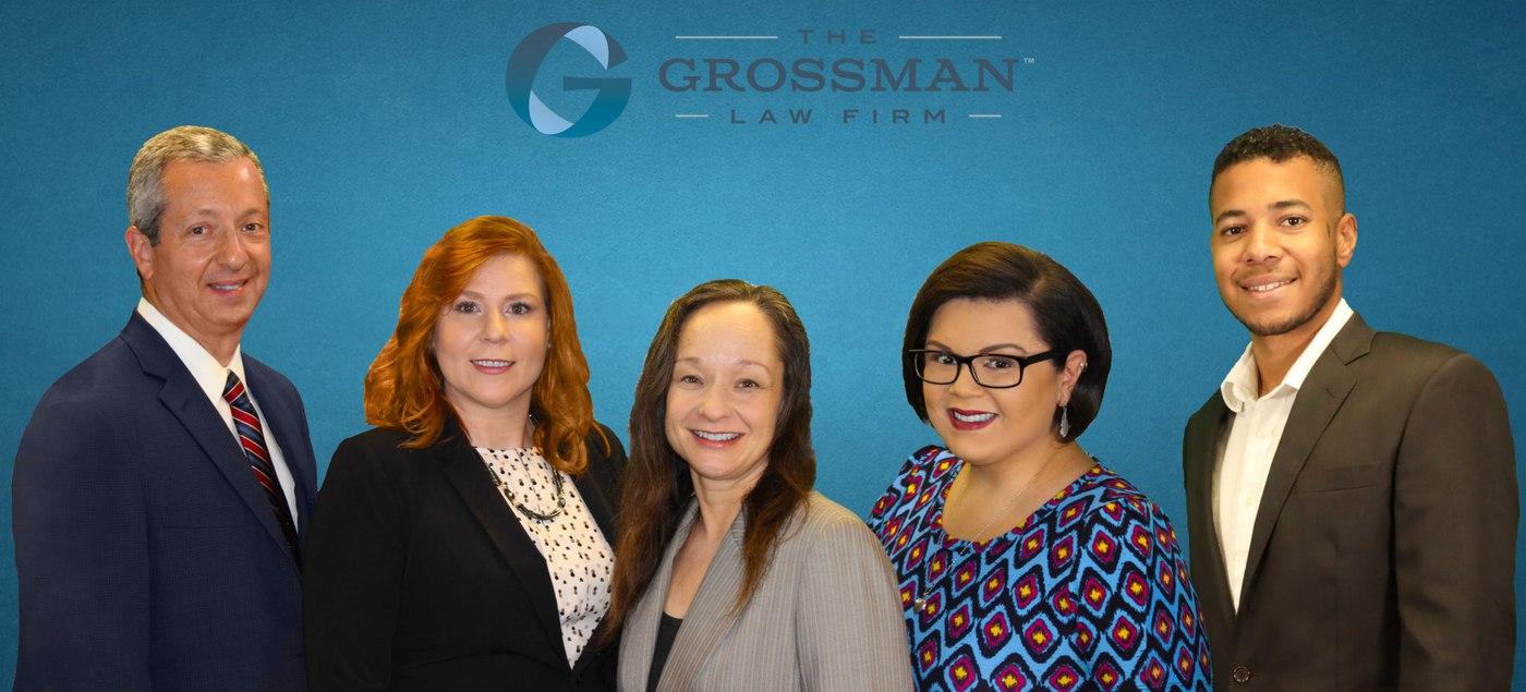 The Grossman Law Firm APC TEAM